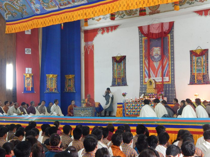 Fourth Recitation of Jigten Wangchuk