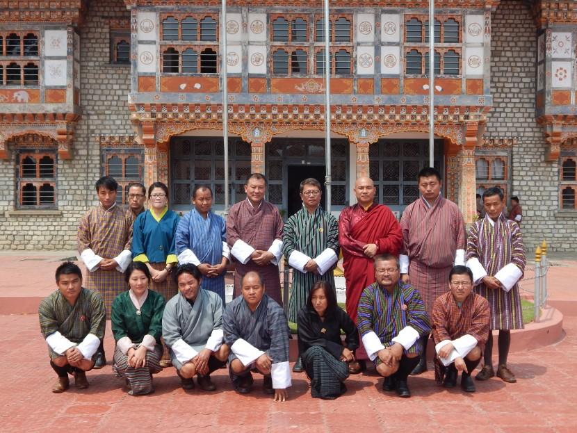 Jigten Wangtchuk Tshogpa