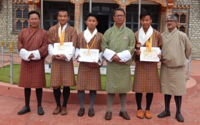 7 Medals For JNEC Karate Team
