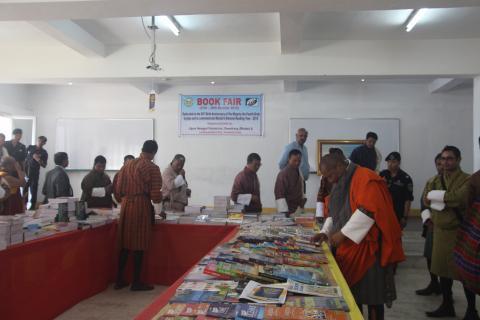 Grand Celebration of Reading Year