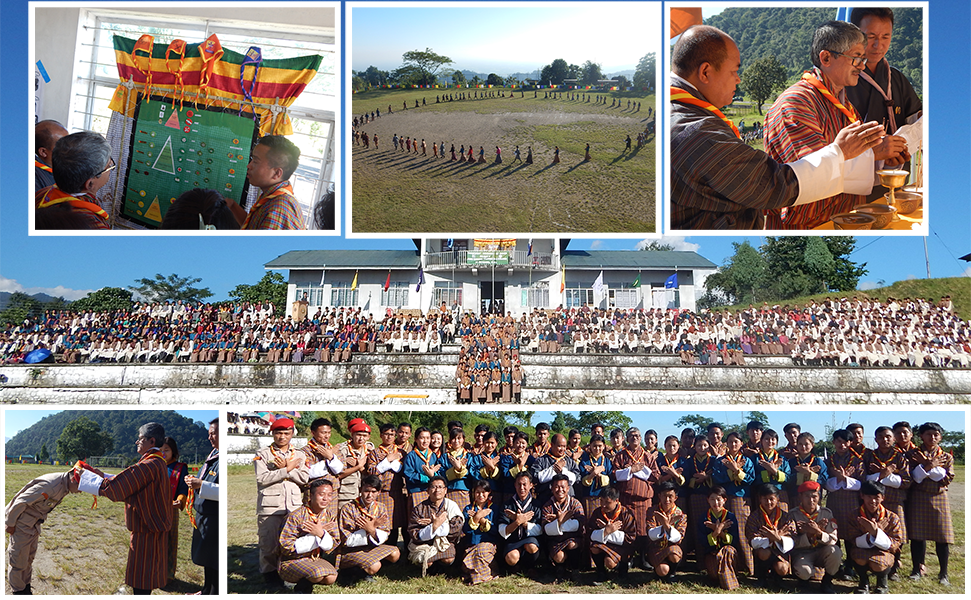 Rover Scout Commitment Ceremony