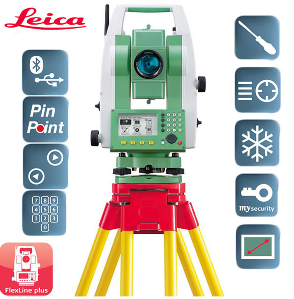Short term training on Surveying with  Total Station and  LISCAD