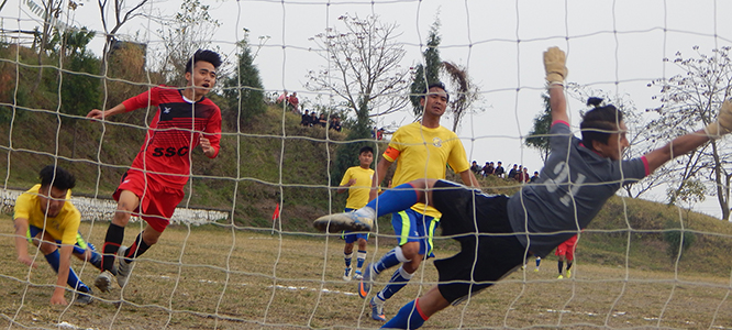 Sherubtse College beats JNEC in thrilling 3rd JNEC Open final
