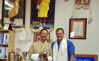 Professor from UNB, Canada joins JNEC