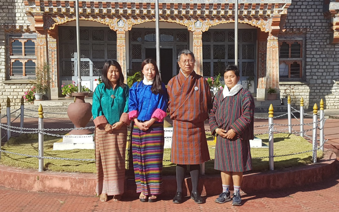 JNEC welcomes 2 new staff
