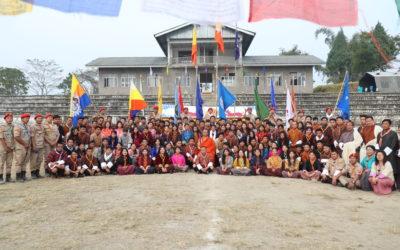 1st National Rover Moot – Bhutan