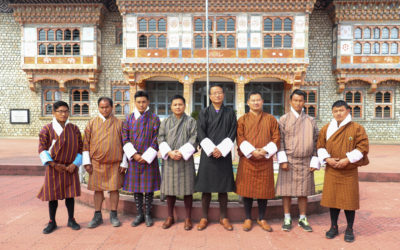 Five New Staff Joins JNEC Family