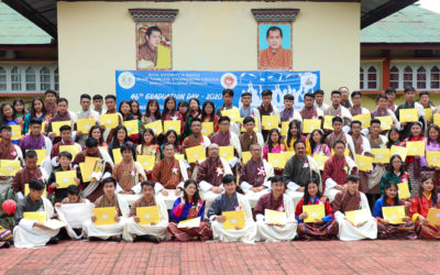 JNEC celebrated its 46th graduation day
