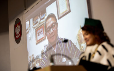 The Inaugural Lecture By Dr. Andu Dukpa at Bialystok University of Technology (BUT), Poland