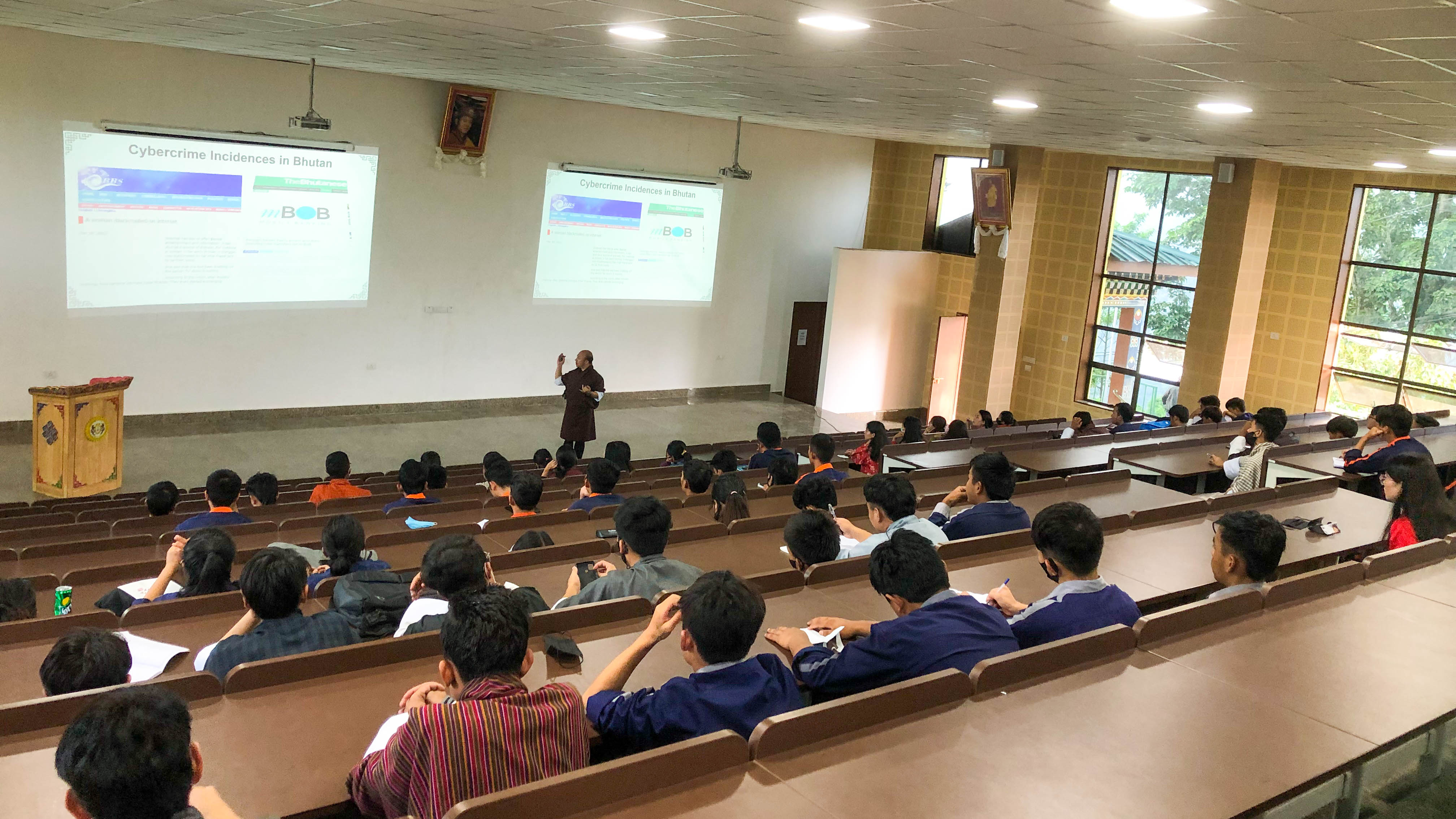 Advocacy Program on Cyber Security and Cyber-crime