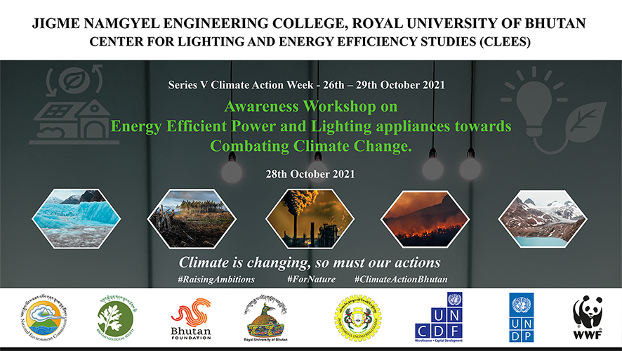 Awareness workshop on Energy Efficiency Power and Lighting appliances