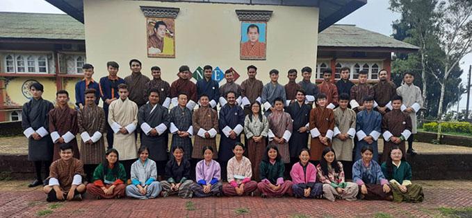36 JNEC Students Trained as Mentors